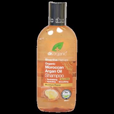 Dr Organic Aloe Vera, organiczny szampon do włosów