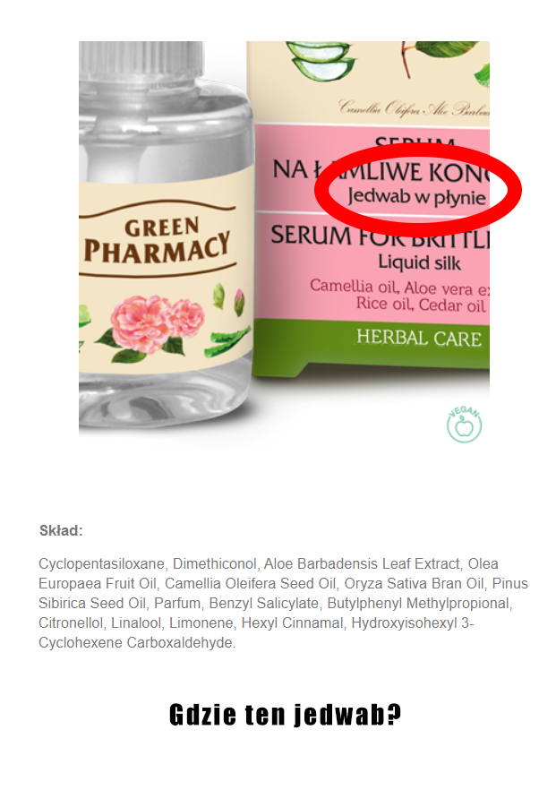 jedwab green pharmacy