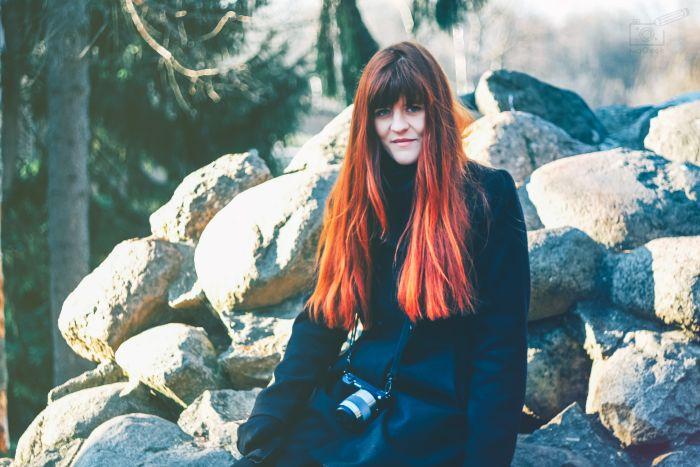 Henna na rozjaśniane włosy