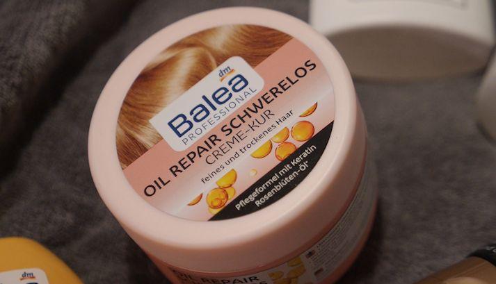 BALEA Professional Creme Kur Oil Repair Schwerelos