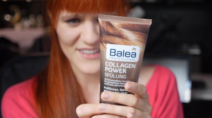 BALEA Spülung Collagen Power