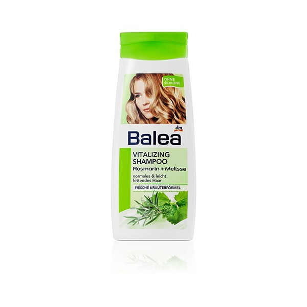 Balea Vitalizing Shampoo Lemongras + Grüne Minze
