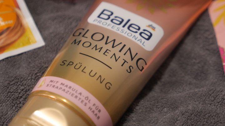 BALEA Spülung Glowing Moments