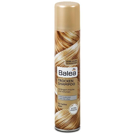 Balea Trockenshampoo für helles Haar