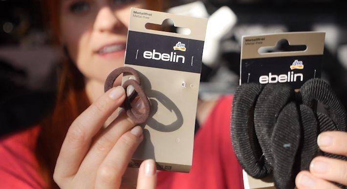 ebelin akcesoria do włosów