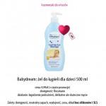 TiD #2  żel Babydream  do kąpieli dla dzieci
