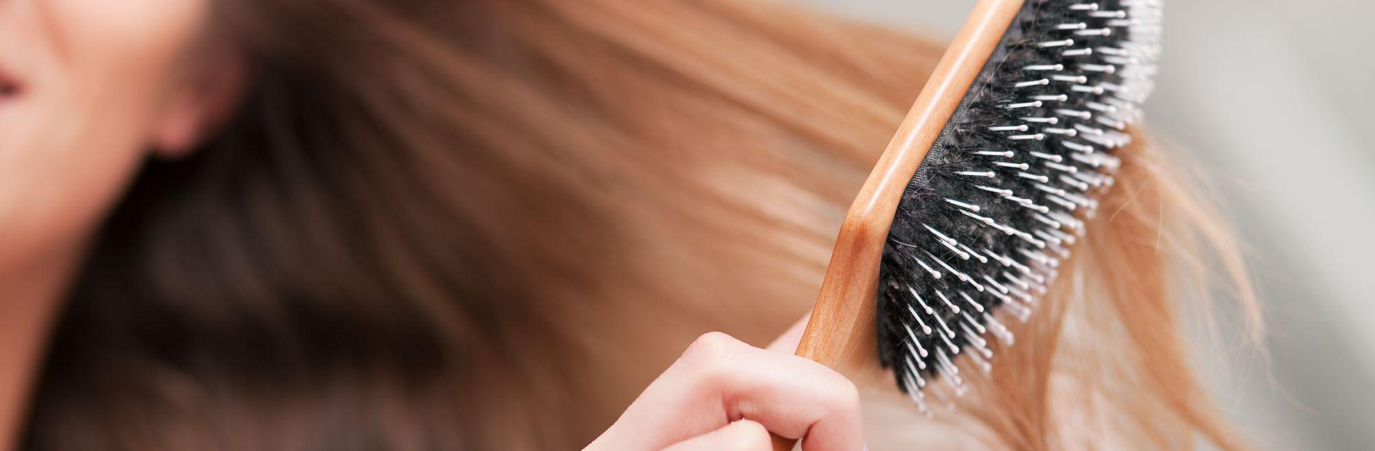 wczesywanie odżywki we włosy