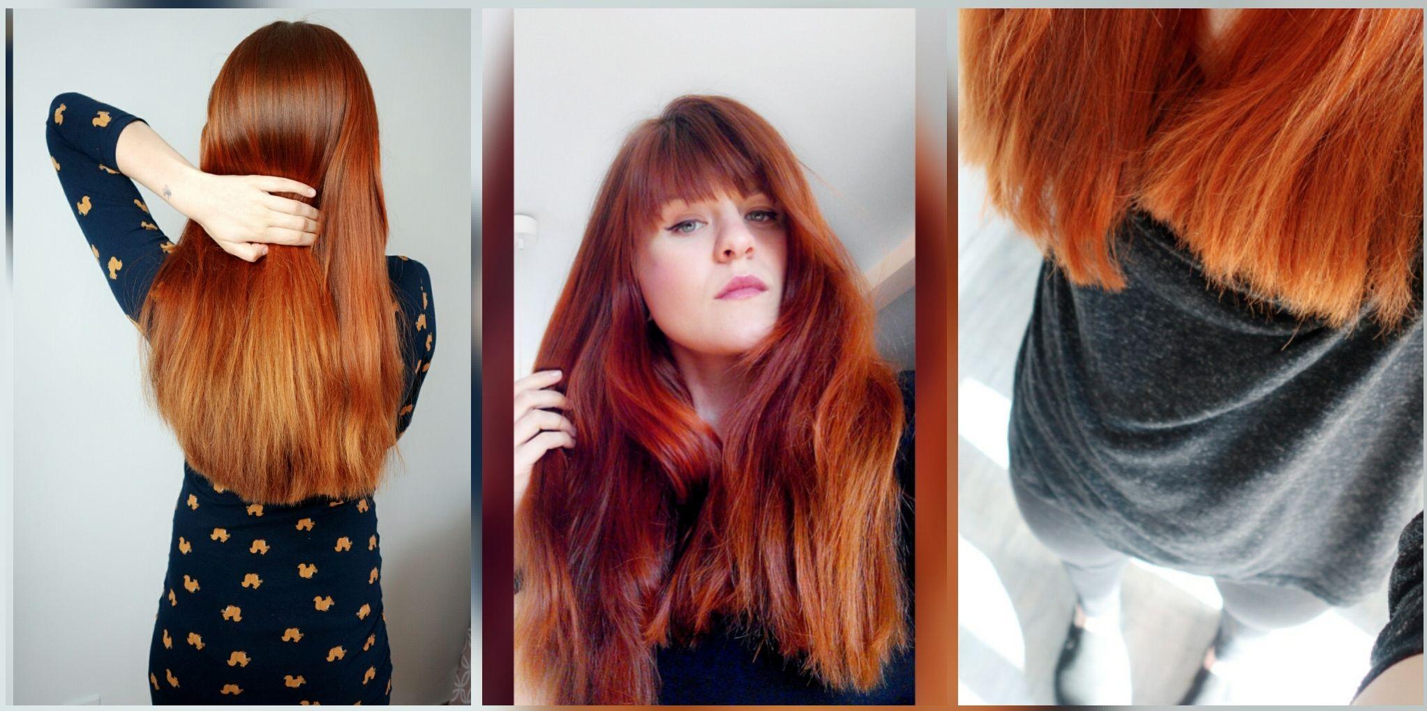 Wady farbowania włosów HENNĄ