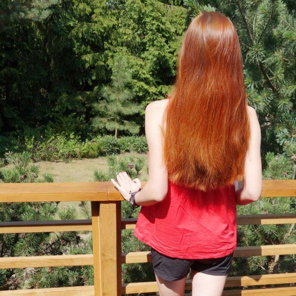włosy henna
