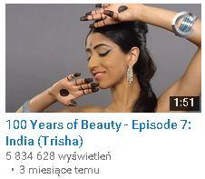 100 lat fryzur indie