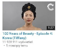 100 Years of beauty korea