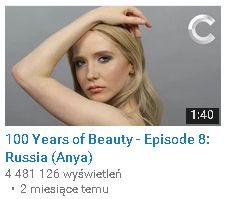 100 Years of beauty rosja