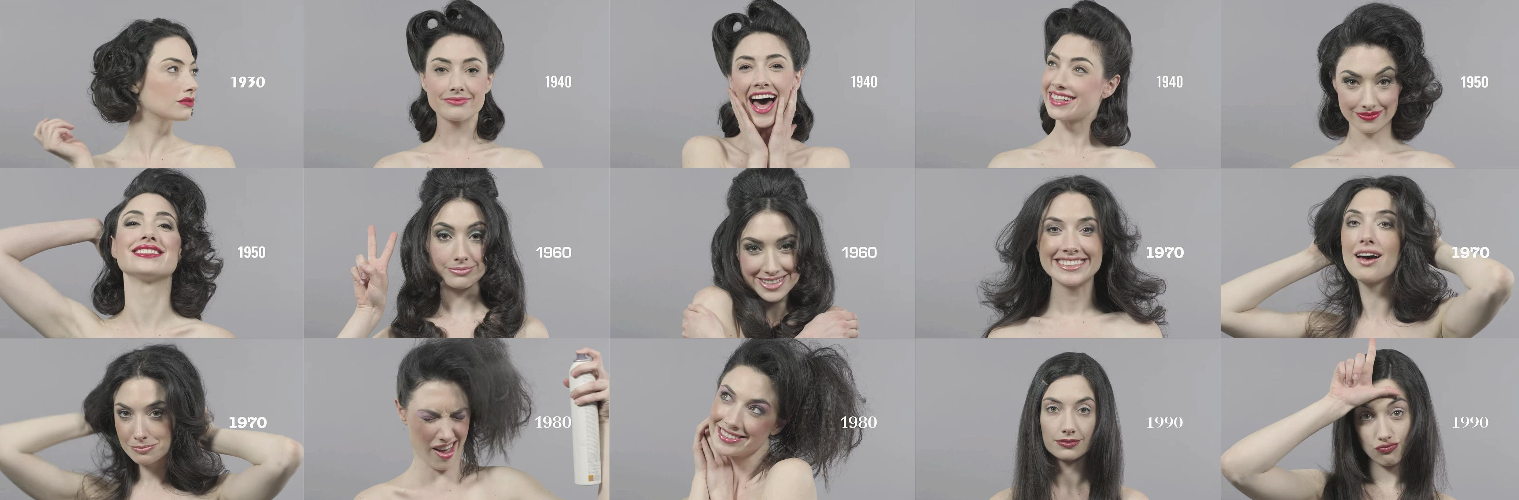 100 years of beuty
