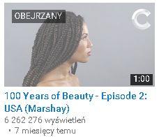 100 Years of beauty USA