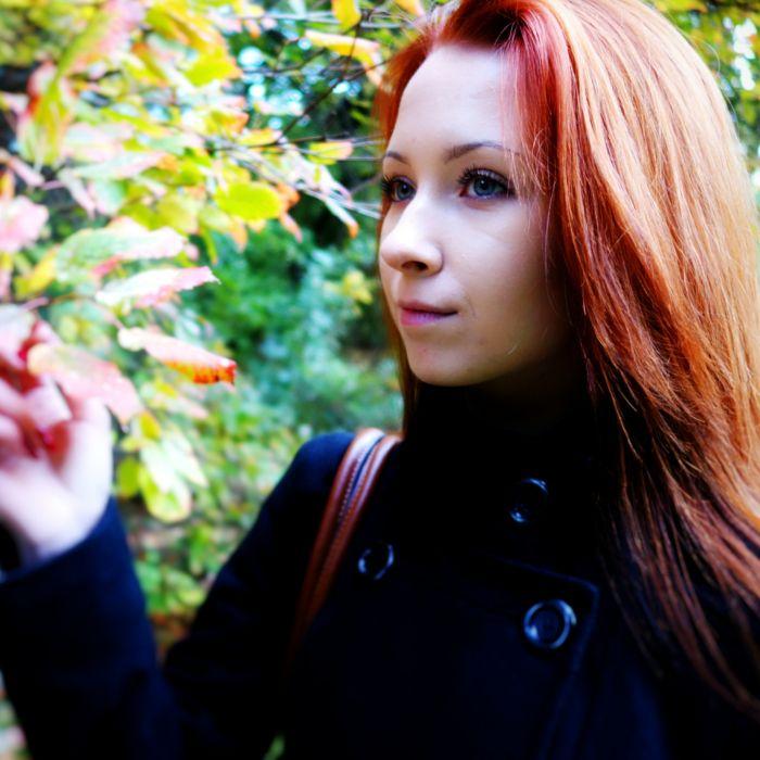jesień włosy