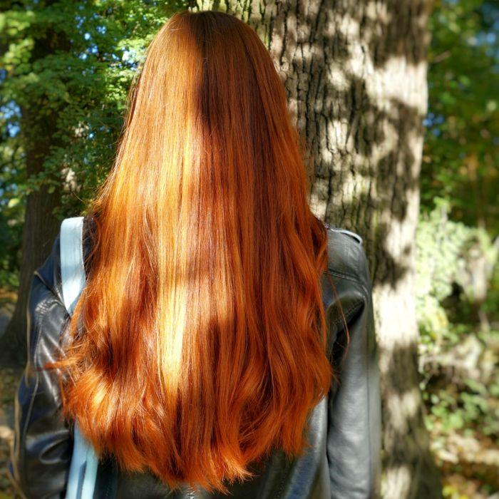 agnieszk niedziałek włosy