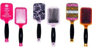 ionika paddle brush