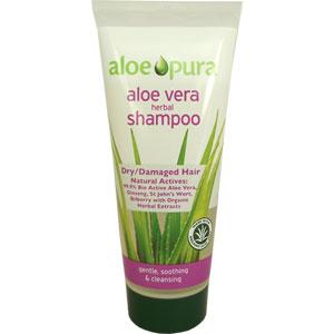 Aloe Pura Herbal Shampoo (Dry/Damaged Hair)