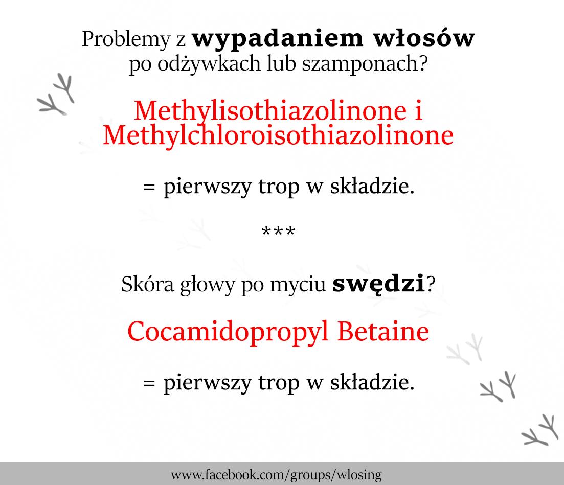 Methylisothiazolinone i Methylchloroisothiazolinone