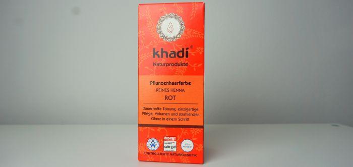 HENNA KHADI instrukcja producenta