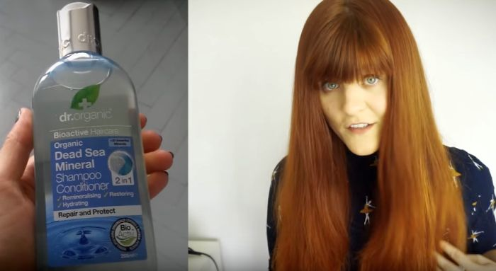 Kosmetyki do włosów z minerałami morskimi