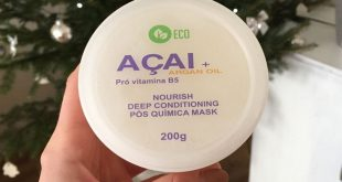 Encanto Do Brasil Acai Argan Oil Mask