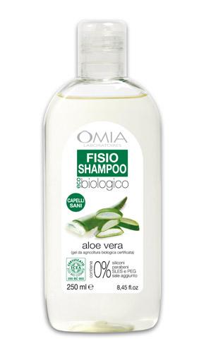 szampon Maska OMIA Maschera Capelli Aloe