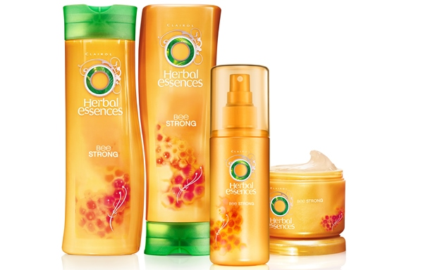 Herbal Essences bee strongv