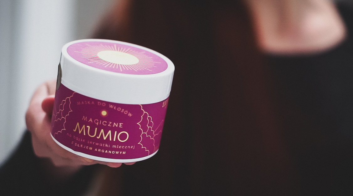 mumio na włosy