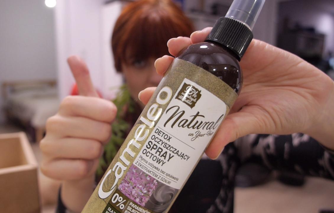 Naturalne trendy w pielęgnacji włosów: Delia Cameleo Natural