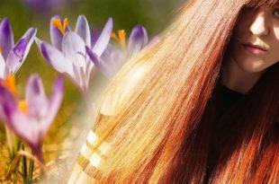 Włosy wiosną. 10 POMYSŁÓW NA PIELĘGNACJĘ WIOSNĄ.
