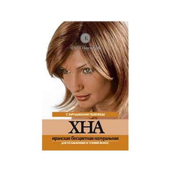 acerola henna rude włosy