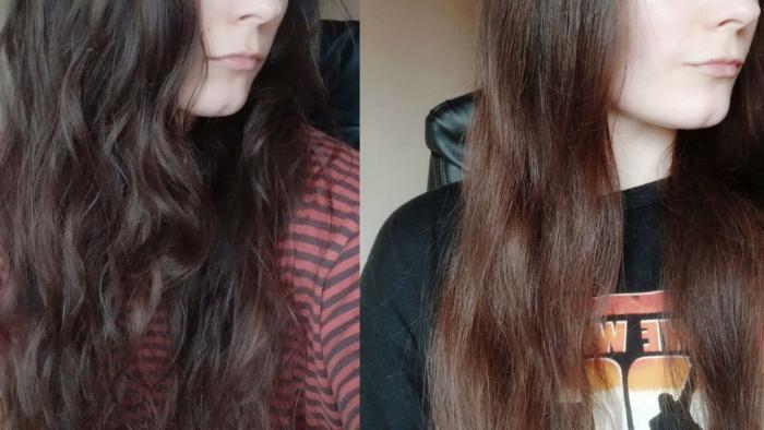 jak wygładzić włosy kręcone