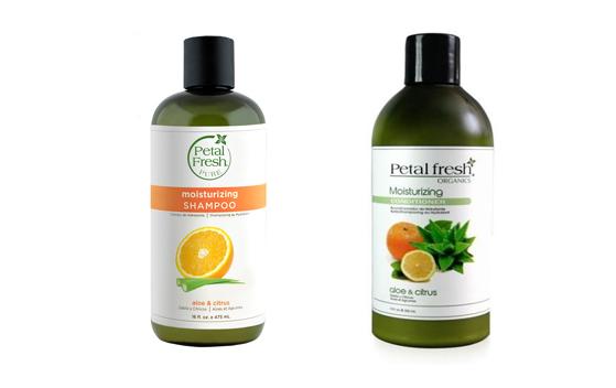 Petal Fresh, Organics Moisturizing Shampoo, Aloe & Citrus