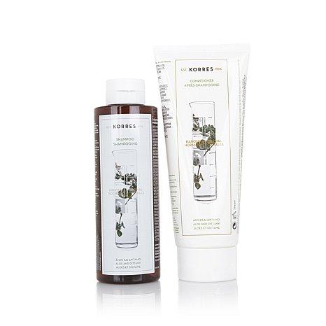 Korres Aloe & Dittany Shampoo