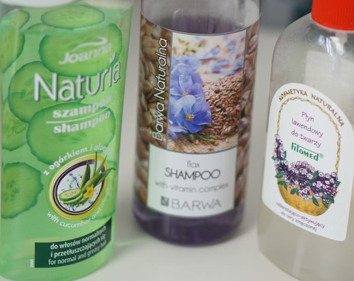 szampon barwa lniana