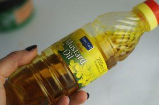 olej musztardowy porost