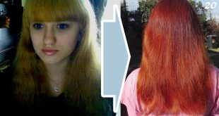 Henna na rozjaśnione włosy