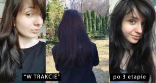 Dwuetapowe hennowanie, czyli henna na siwe włosy