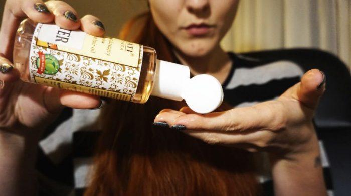 jak olejować włosy
