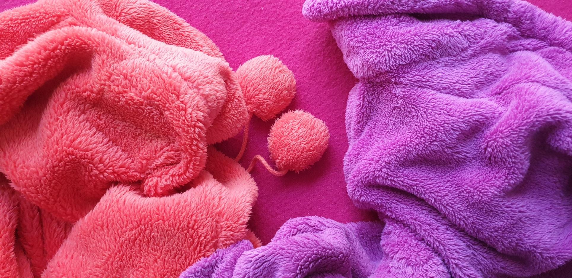 Dlaczego turban lub ręcznik przestał chłonąć wodę z włosów