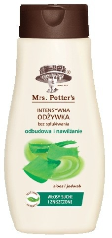 Balsam Mrs Potters aloes i jedwab