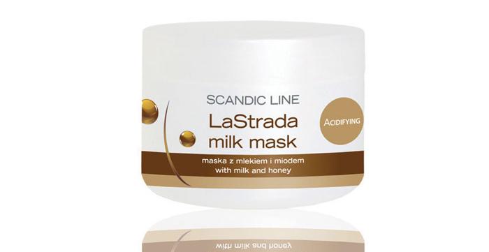 LaStrada Milk Mask