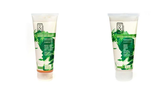 Pat&Rub szampon Łagodność, Blask, Wzmocnienie