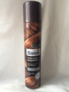 balea Suchy szampon do włosów CIEMNYCH