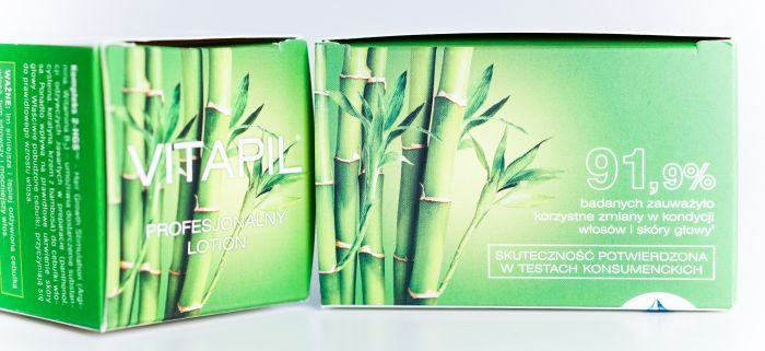 VITAPIL biotyna i bambus