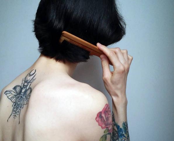 włosowa historia olka